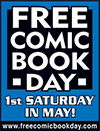 Blue Moon Comics participates in Free Comic Book Day