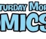 Saturday Morning Comics! Logo