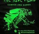 The Hive Mind Comics Logo