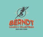 Berndt Comics (inside Vintage Treasures Antique Mall ) Logo