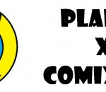 Planet X Comix Llc Logo